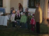Rozsvícení vánočního stromku 2009