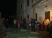 Rozsvícení vánočního stromku 2012