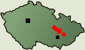 Kde nás najdete - mapka